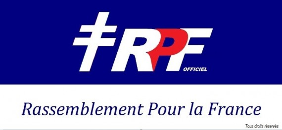 Manifeste du RPF Officiel