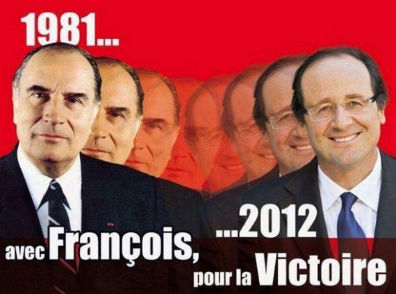 »  Hollande : successeur de Mitterrand en machiavélisme  «