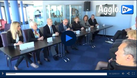 Législatives : Michel Moxin présente sa candidature à Palavas
